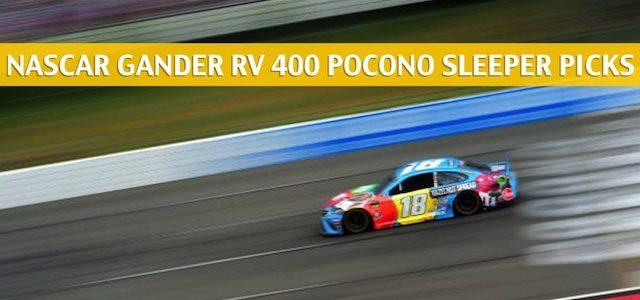 2019 Gander RV 400 Pocono Sleeper Picks and Predictions