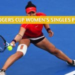 2019 Rogers Cup Predictions, Picks, Odds, and Betting Preview - Women's Singles