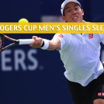 2019 Rogers Cup Sleepers / Sleeper Picks and Predictions - Men's Singles