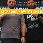 Adam Kownacki vs Chris Arreola Predictions, Picks, Odds, and Betting Preview - Heavyweight Bout - August 3 2019