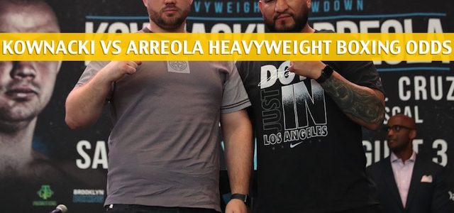 Adam Kownacki vs Chris Arreola Predictions, Picks, Odds, and Betting Preview – Heavyweight Bout – August 3 2019
