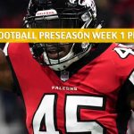 Denver Broncos vs Atlanta Falcons Predictions, Picks, Odds, Preview - NFL Preseason Week 1 Hall of Fame Game - August 1 2019