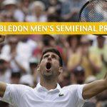 Novak Djokovic vs Roberto Bautista Agut Predictions, Picks, Odds, and Betting Preview - Wimbledon Men's Singles Semifinals - July 12 2019