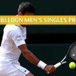 Novak Djokovic vs David Goffin Predictions, Picks, Odds, and Betting Preview - Wimbledon Men's Singles Quarterfinals - July 10 2019