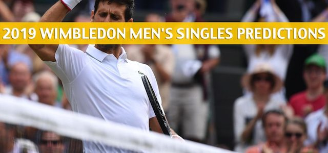 Novak Djokovic vs Ugo Humbert Predictions, Picks, Odds, and Betting Preview – Wimbledon Men's Singles Round of 16 – July 8 2019