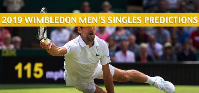 Novak Djokovic vs Denis Kudla Predictions, Picks, Odds, and Betting Preview – Wimbledon Men's Singles Second Round – July 3 2019