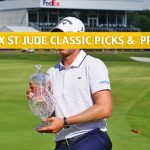 2019 FedEx St. Jude Classic Predictions, Picks, Odds, and PGA Betting Preview
