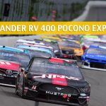 Gander RV 400 Pocono Expert Picks and Predictions