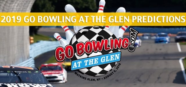 Go Bowling at the Glen Predictions, Picks, Odds, and Betting Preview – August 4 2019