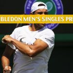 Nick Kyrgios vs Rafael Nadal Predictions, Picks, Odds, and Betting Preview - Wimbledon Men's Singles Second Round - July 4 2019