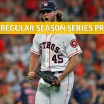 Seattle Mariners vs Houston Astros Predictions, Picks, Odds, and Betting Preview | Season Series August 2-4 2019