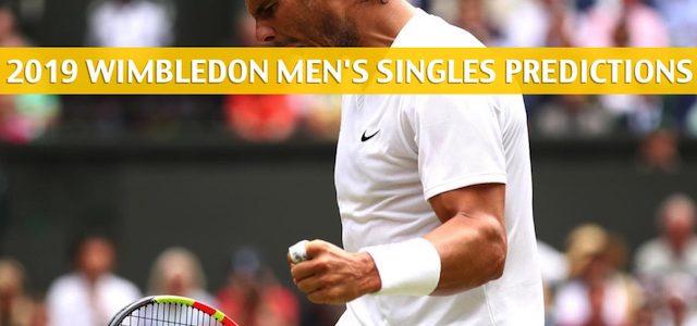Sam Querrey vs Rafael Nadal Predictions, Picks, Odds, and Betting Preview – Wimbledon Men's Singles Quarterfinals – July 10 2019