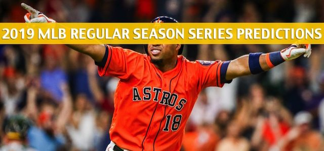 Texas Rangers vs Houston Astros Predictions, Picks, Odds, and Betting Preview – Season Series July 19-21 2019