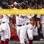 Boston Red Sox vs Baltimore Orioles Predictions, Picks, Odds, and Betting Preview - Season Series July 19-21 2019