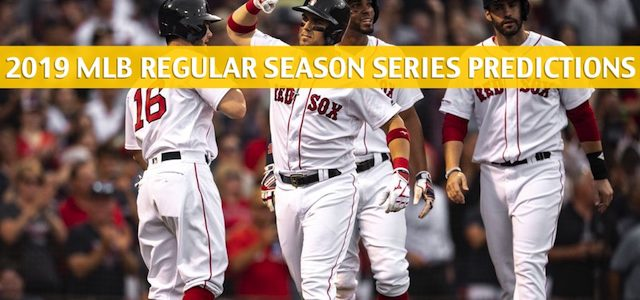 Boston Red Sox vs Baltimore Orioles Predictions, Picks, Odds, and Betting Preview – Season Series July 19-21 2019