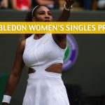 Alison Riske vs Serena Williams Predictions, Picks, Odds, and Betting Preview - Wimbledon Women's Singles Quarterfinals - July 10 2019