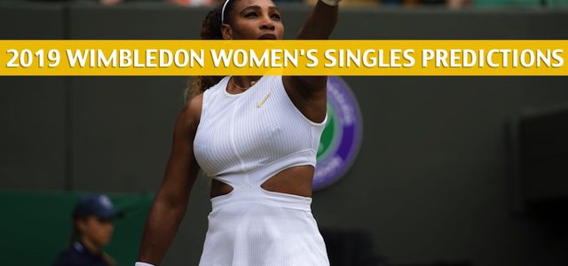 Alison Riske vs Serena Williams Predictions, Picks, Odds, and Betting Preview – Wimbledon Women's Singles Quarterfinals – July 10 2019