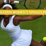 Serena Williams vs Barbora Strycova Predictions, Picks, Odds, and Betting Preview - Wimbledon Women's Singles Semifinals - July 11 2019