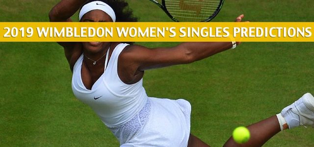 Serena Williams vs Barbora Strycova Predictions, Picks, Odds, and Betting Preview – Wimbledon Women's Singles Semifinals – July 11 2019