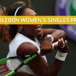 Serena Williams vs Carla Suarez Navarro Predictions, Picks, Odds, and Betting Preview - Wimbledon Women's Singles Round of 16 - July 8 2019