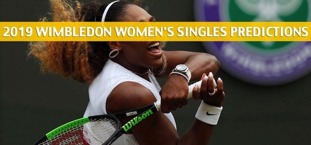 Serena Williams vs Carla Suarez Navarro Predictions, Picks, Odds, and Betting Preview – Wimbledon Women's Singles Round of 16 – July 8 2019
