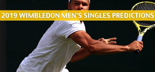 Jo-Wilfried Tsonga vs Rafael Nadal Predictions, Picks, Odds, and Betting Preview – Wimbledon Men's Singles Third Round – July 6 2019