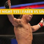 Urijah Faber vs Ricky Simon Predictions, Picks, Odds and Betting Preview - UFC Fight Night 155 - July 13 2019