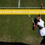 Serena Williams vs Julia Goerges Predictions, Picks, Odds, and Betting Preview - Wimbledon Women's Singles Third Round - July 6 2019