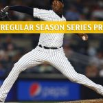 New York Yankees vs Boston Red Sox Predictions, Picks, Odds, and Betting Preview - Season Series July 26-28 2019