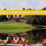Tour Championship Predictions, Picks, Odds, and PGA Betting Preview - August 22-25 2019