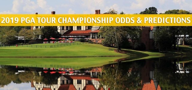Tour Championship Predictions, Picks, Odds, and PGA Betting Preview – August 22-25 2019