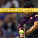 2019 US Open Tennis Sleepers and Sleeper Picks / Predictions - Men's Singles