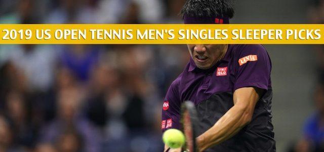 2019 US Open Tennis Sleepers and Sleeper Picks / Predictions – Men's Singles