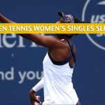 2019 US Open Tennis Sleepers and Sleeper Picks / Predictions - Women's Singles