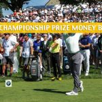 BMW Championship Purse and Prize Money Breakdown 2019