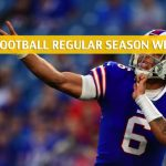 Buffalo Bills vs New York Jets Predictions, Picks, Odds, and Betting Preview - NFL Week 1 - September 8 2019
