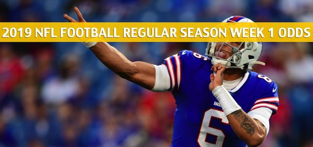 Buffalo Bills vs New York Jets Predictions, Picks, Odds, and Betting Preview – NFL Week 1 – September 8 2019