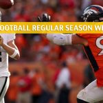 Denver Broncos vs Oakland Raiders Predictions, Picks, Odds, and Betting Preview - NFL Week 1 - September 9 2019