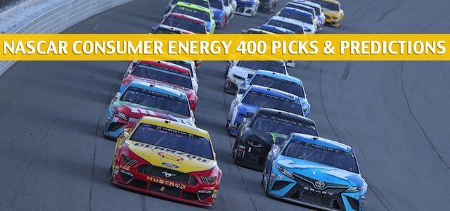 Consumer Energy 400 Predictions, Picks, Odds, and Betting Preview – August 11 2019