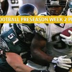 Philadelphia Eagles vs Jacksonville Jaguars Predictions, Picks, Odds, and Betting Preview - NFL Preseason Week 2 - August 15 2019