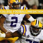 Georgia Southern Eagles vs LSU Tigers Predictions, Picks, Odds, and NCAA Football Betting Preview - August 31 2019