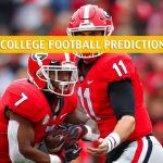 Georgia Bulldogs vs Vanderbilt Commodores Predictions, Picks, Odds, and NCAA Football Betting Preview - August 31 2019