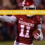 Houston Cougars vs Oklahoma Sooners Predictions, Picks, Odds, and NCAA Football Betting Preview - September 1 2019