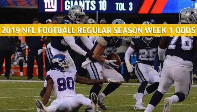 Giants vs Cowboys Predictions, Picks, Odds, Preview - Week 1