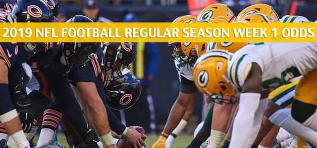 Packers vs Bears Predictions, Picks, Odds, Preview - Week 1 2019