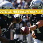 Los Angeles Rams vs Oakland Raiders Predictions, Picks, Odds, and Betting Preview - NFL Preseason Week 1 - August 10 2019