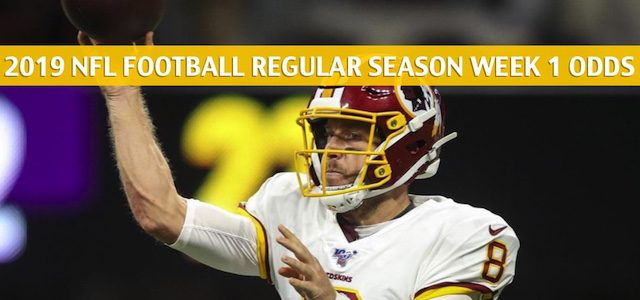 Washington Redskins vs Philadelphia Eagles Predictions, Picks, Odds, and Betting Preview – NFL Week 1 – September 8 2019
