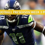 Seattle Seahawks vs Los Angeles Chargers Predictions, Picks, Odds, and Betting Preview - NFL Preseason Week 3 - August 24 2019
