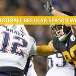 Pittsburgh Steelers vs New England Patriots Predictions, Picks, Odds, and Betting Preview - NFL Week 1 - September 8 2019