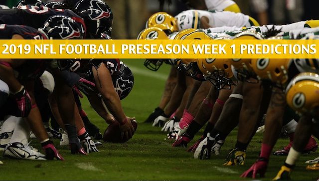 Texans Vs Packers Predictions Picks Odds Preview Aug 8 2019 The kansas city chiefs at 3:05 p.m. topbet